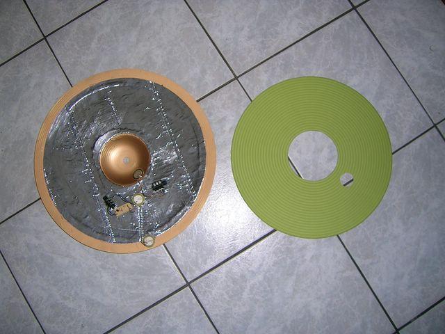 2z 3z Choke Capable Cymbal By Pfozz